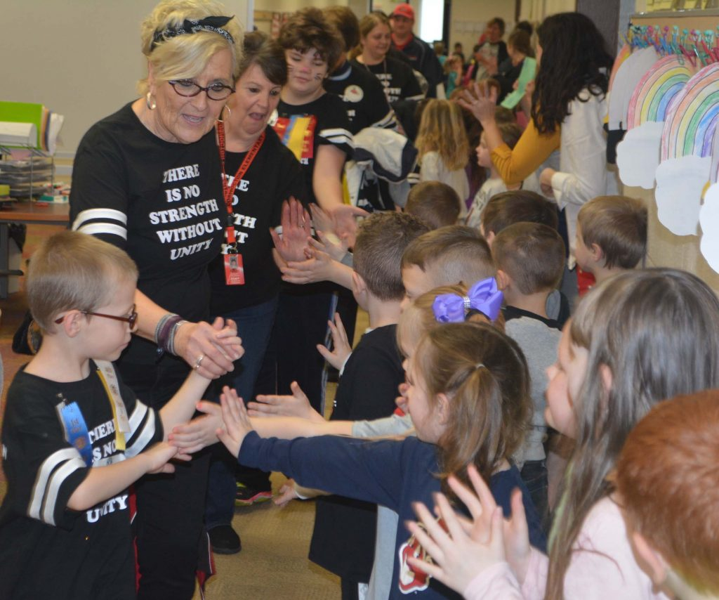 CES special olympics welcome09