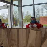 Meal distribution and remote learning continue for end of school year