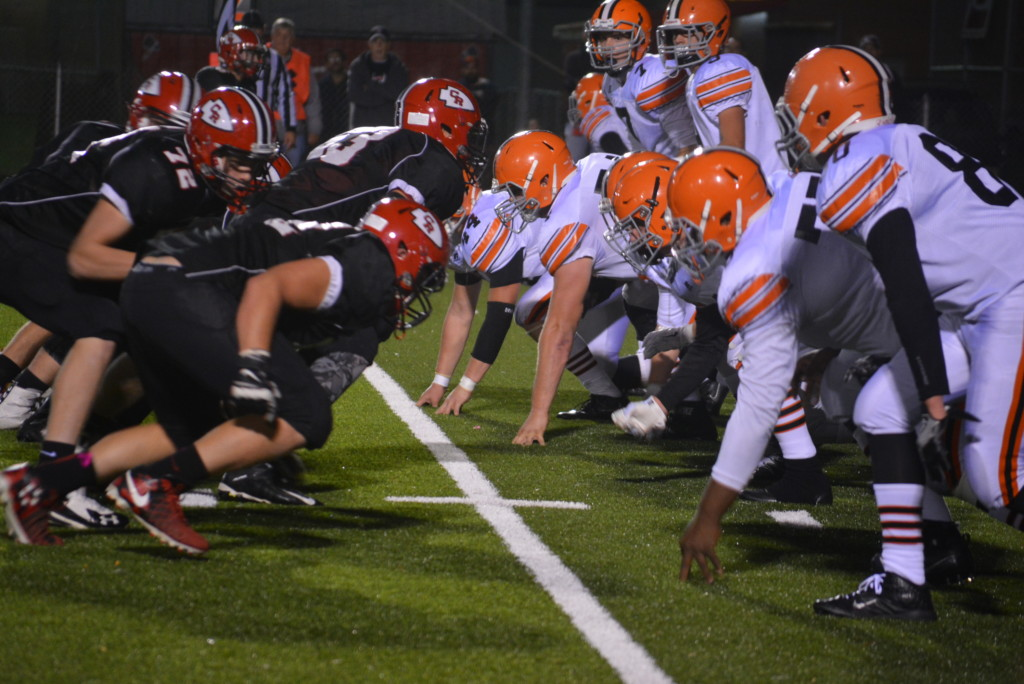 CHS vs Ironton playoff football13