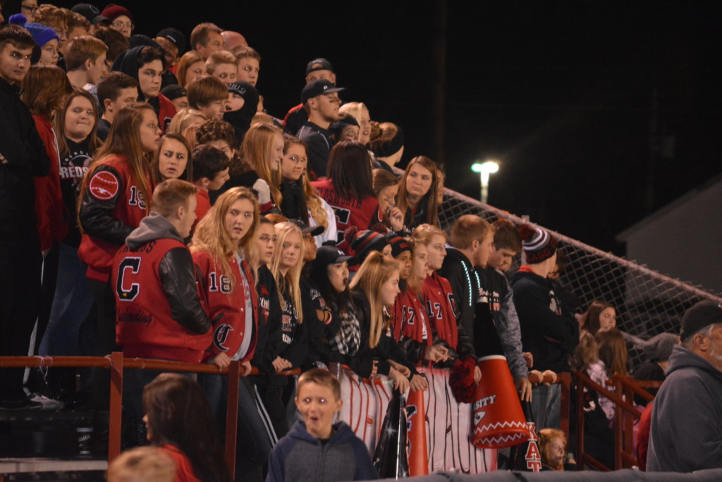 CHS vs Ironton playoff football17