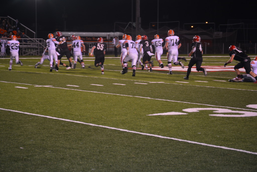 CHS vs Ironton playoff football38