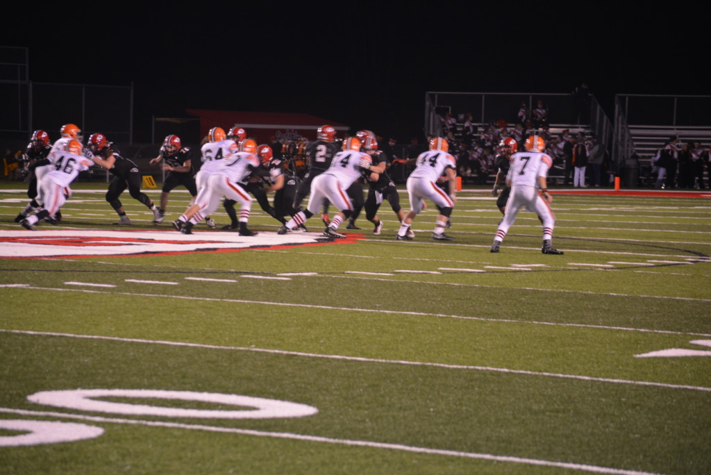 CHS vs Ironton playoff football41