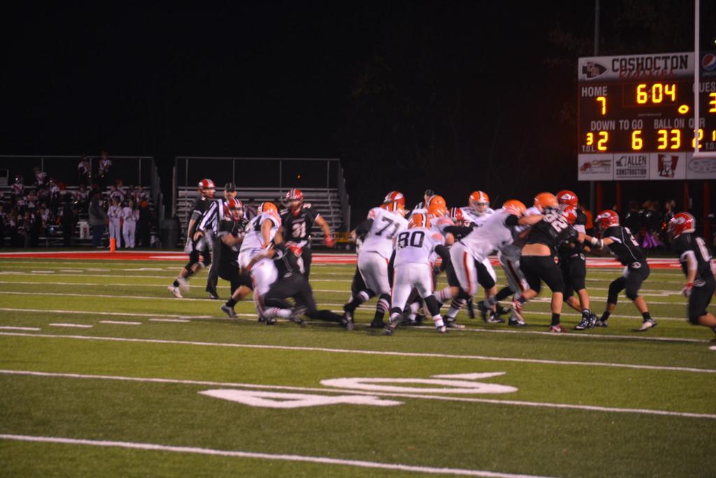 CHS vs Ironton playoff football44