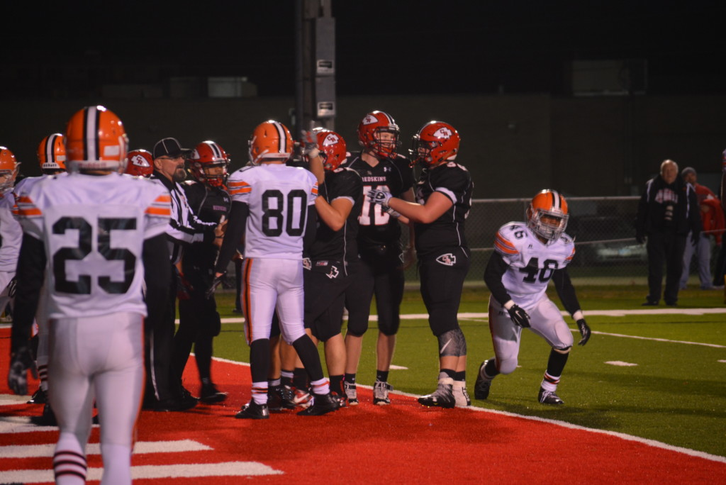 CHS vs Ironton playoff football52