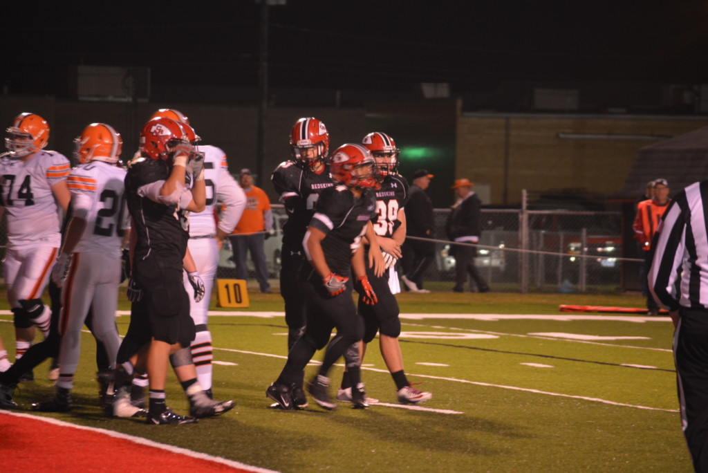 CHS vs Ironton playoff football53