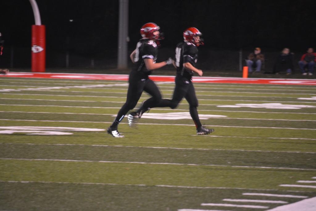 CHS vs Ironton playoff football58