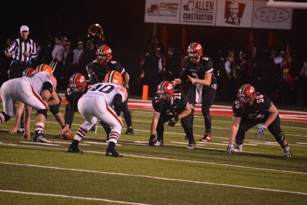 CHS vs Ironton playoff football66