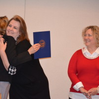 Reception held for CVB Director