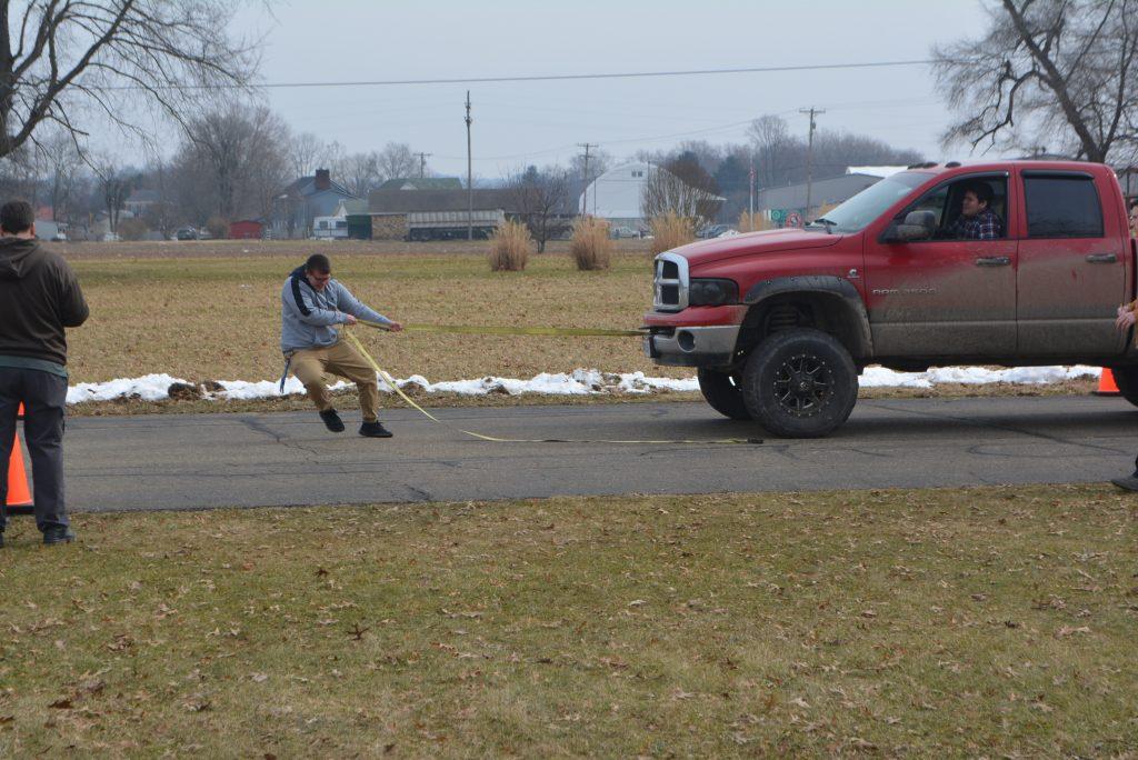Career Center Truck Pull01