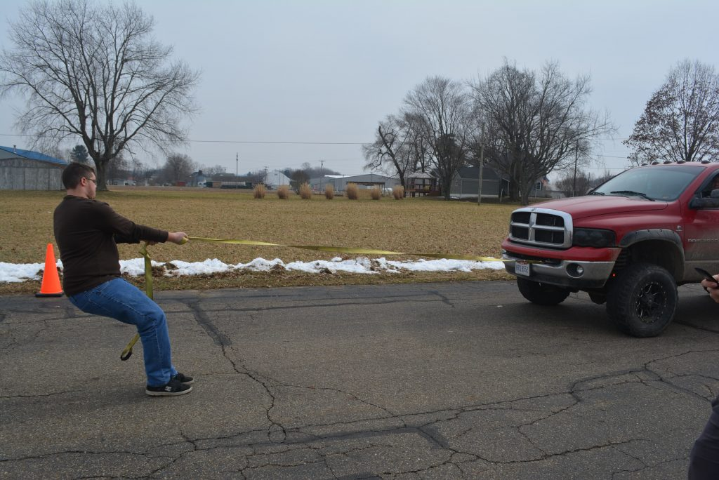 Career Center Truck Pull03