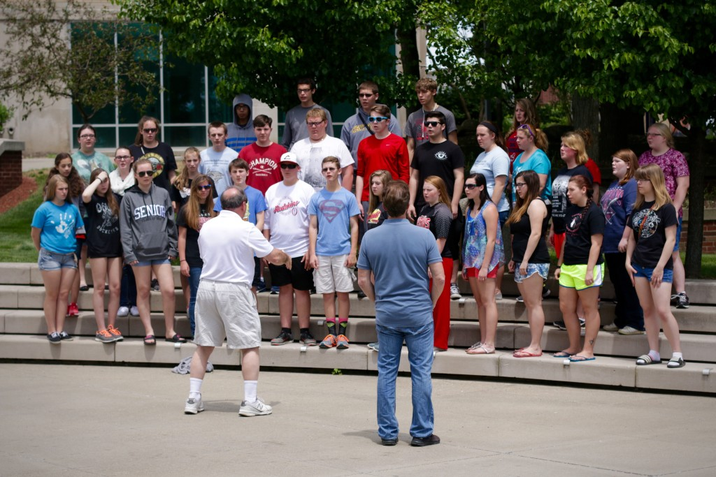 Coshocton Choir in Cleveland34