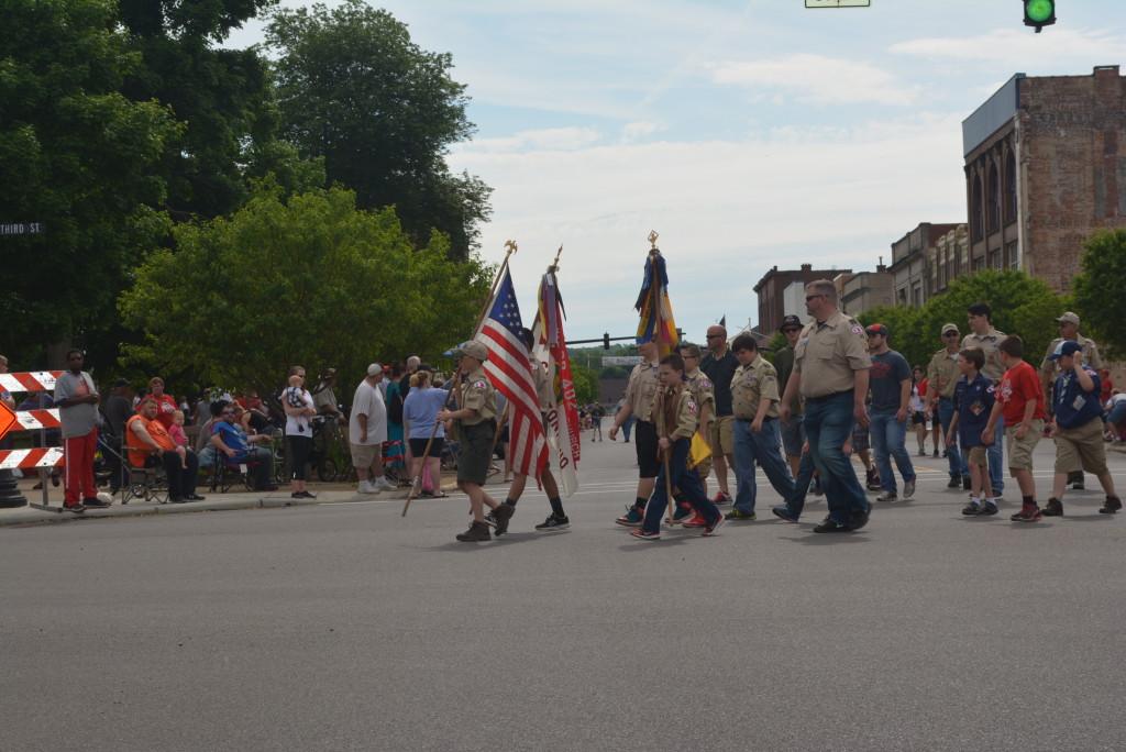 Coshocton Memorial Day Parade21