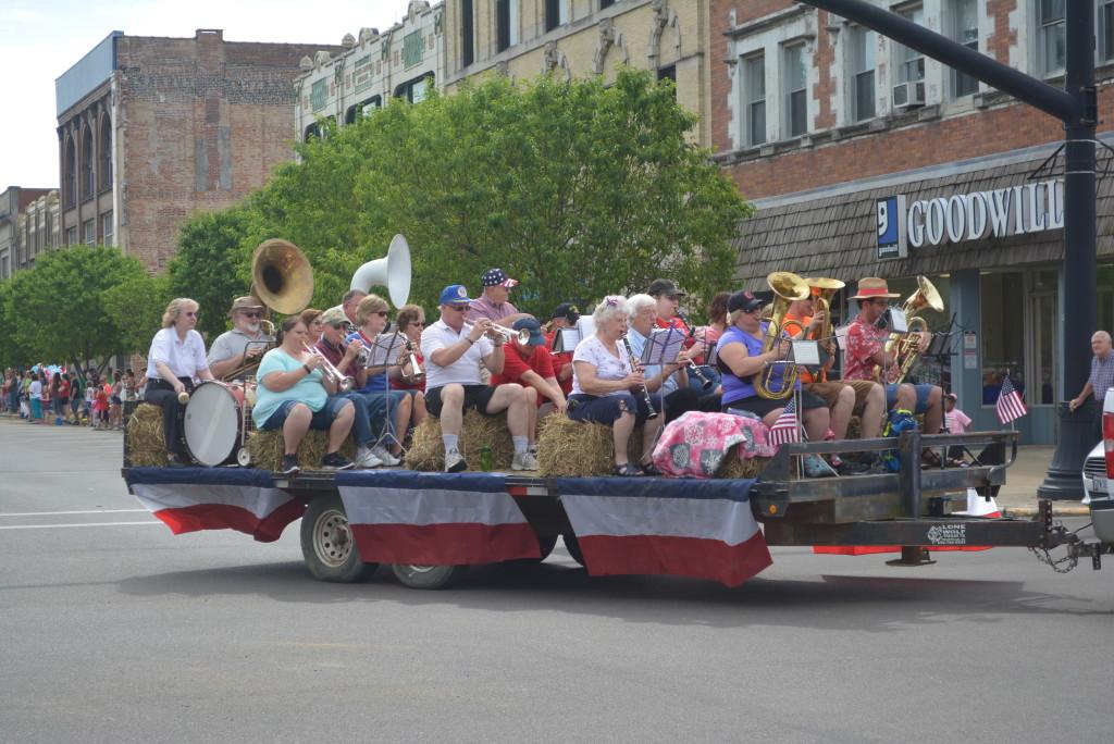 Coshocton Memorial Day Parade52