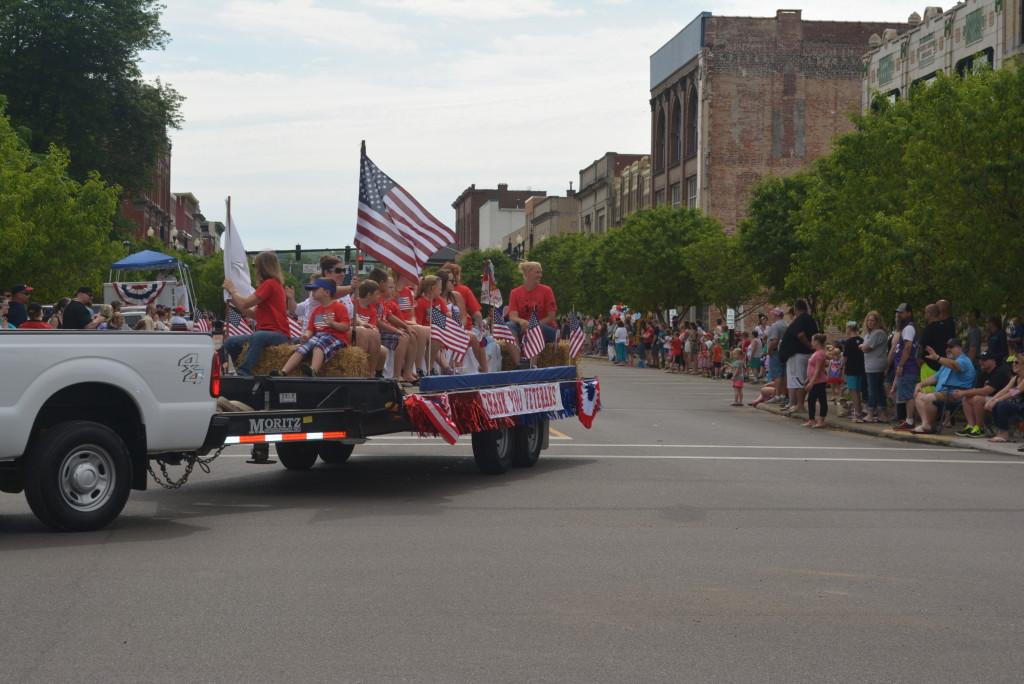 Coshocton Memorial Day Parade55