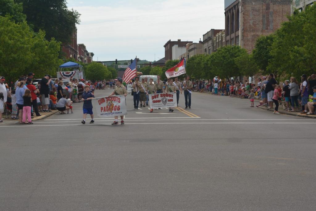 Coshocton Memorial Day Parade58