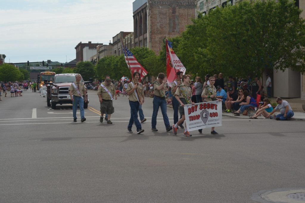 Coshocton Memorial Day Parade59