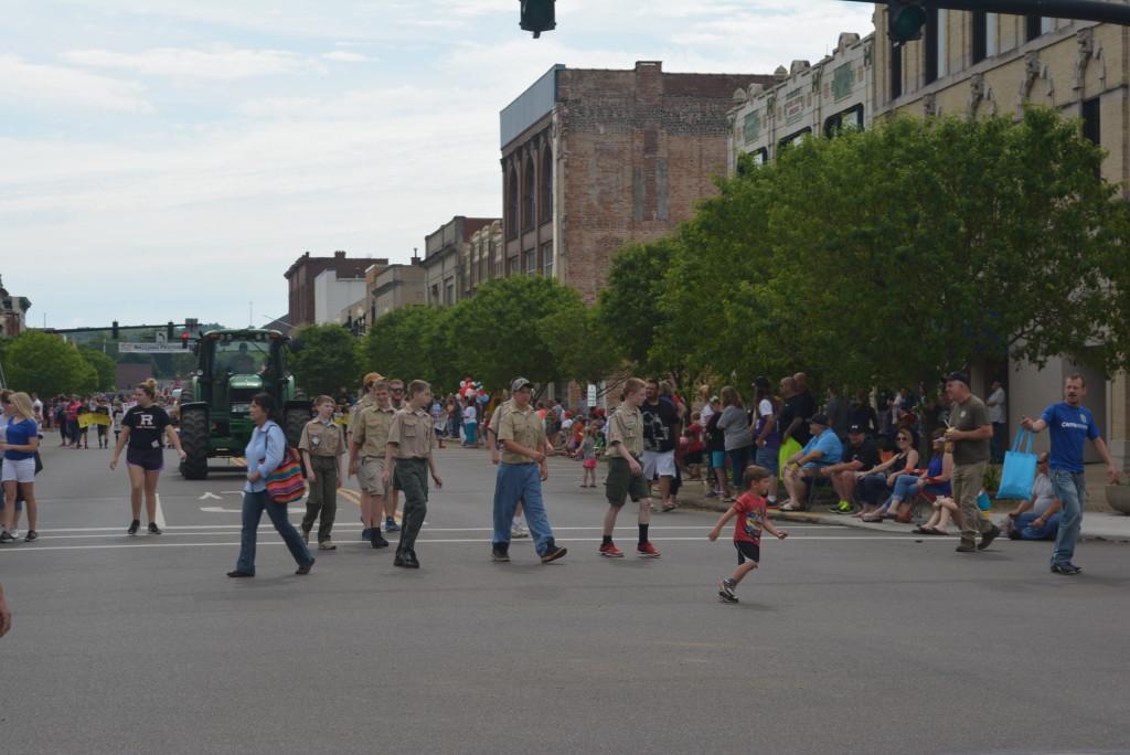 Coshocton Memorial Day Parade68