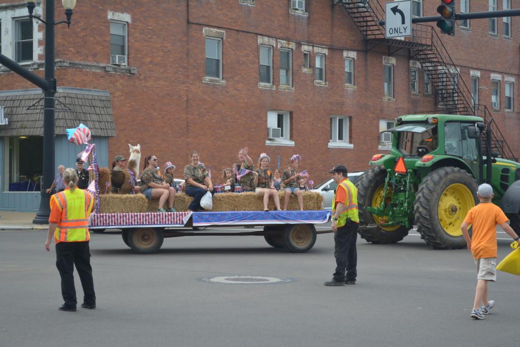Coshocton Memorial Day Parade70