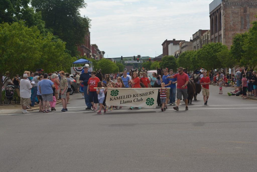 Coshocton Memorial Day Parade95