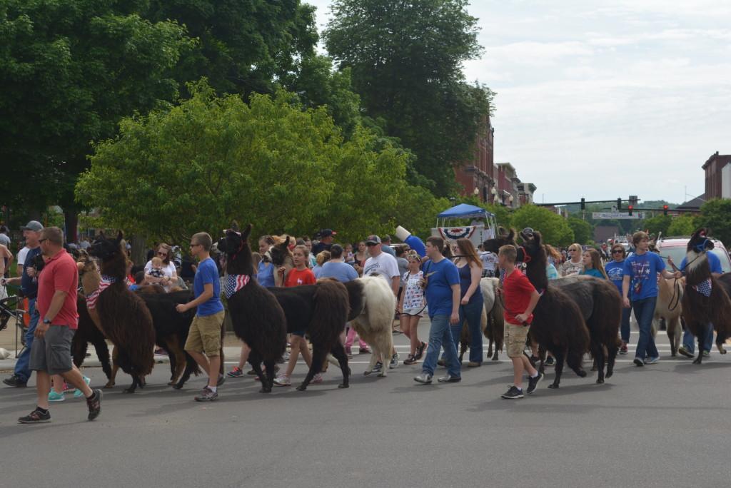 Coshocton Memorial Day Parade96