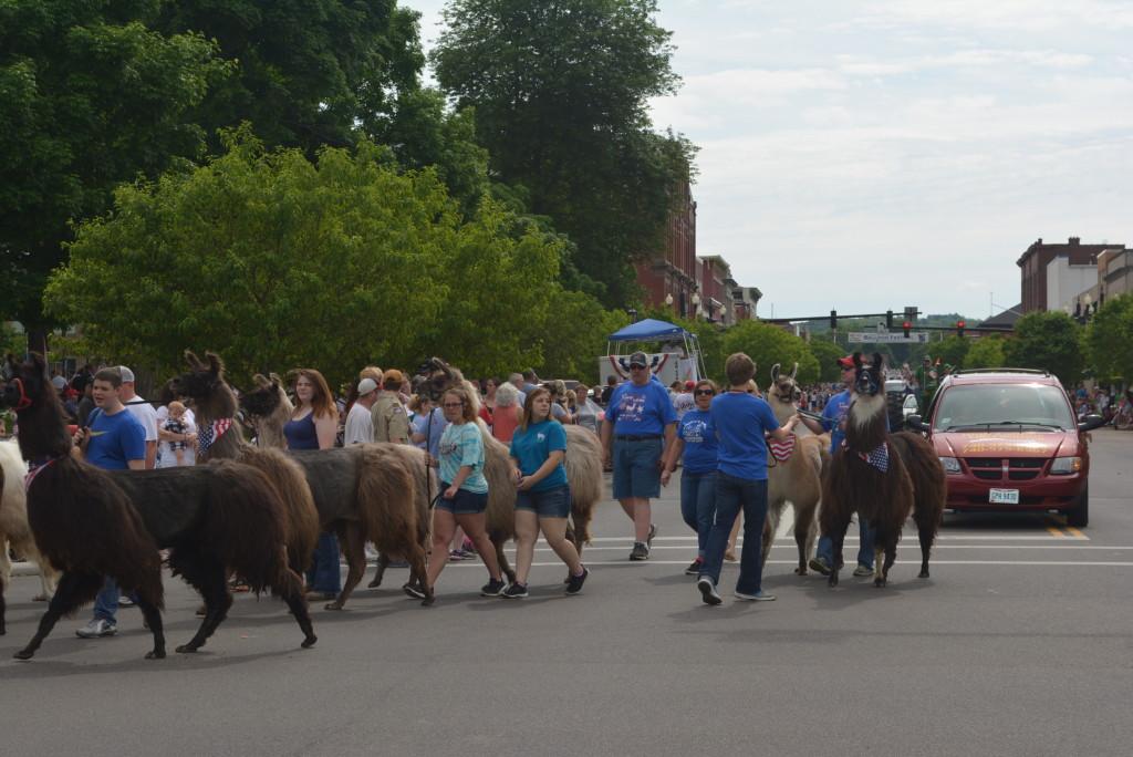 Coshocton Memorial Day Parade97