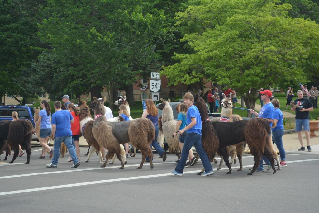 Coshocton Memorial Day Parade98