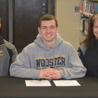 Croft to continue football career at Wooster