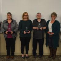 Awards presented at Developmental Disability Awareness Luncheon
