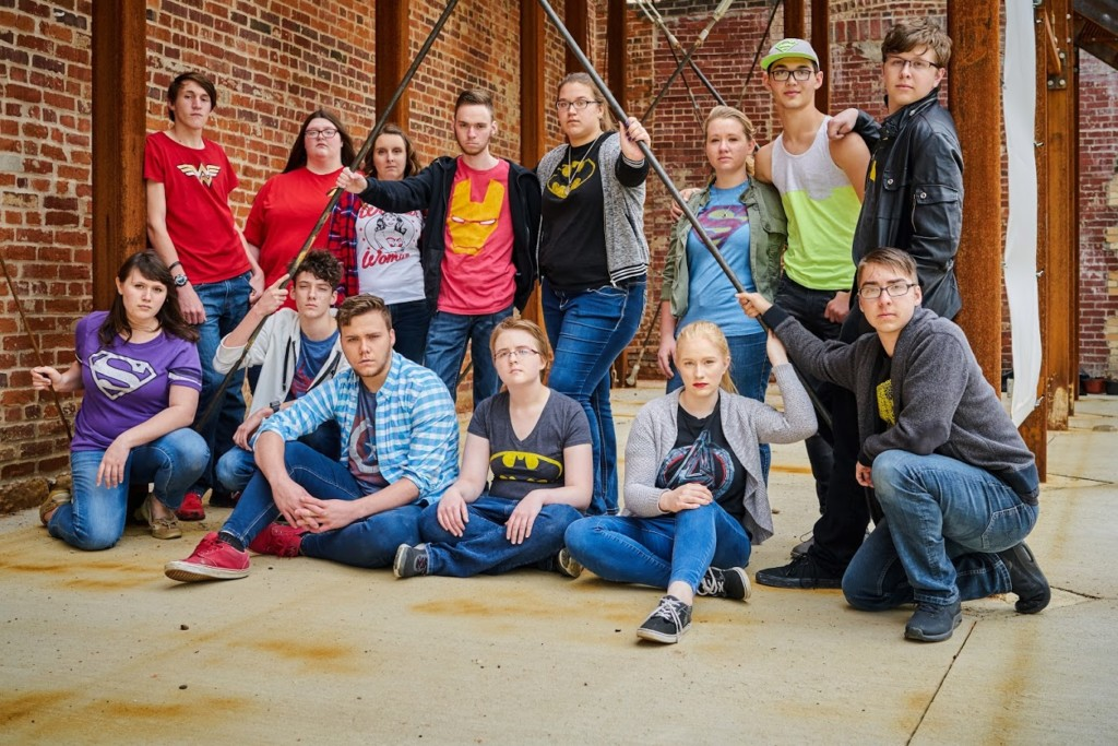 "The Ridgewood Chorale will perform the song, ""Superheroes"" by The Script for an anti-bullying music video that is a collaboration between the chorale and the Ridgewood Drama Department. They hope to have the video complete by July. Contributed 