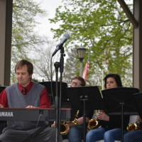 Dogwood Festival lunches feature youthful talent