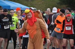 New Life Ministries young adult ministries, AFG, will host the third annual Turkey Trot on Thanksgiving at 8 a.m. at Lake Park. File Photo | Beacon