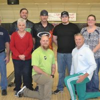 Local bowlers strive for perfect game