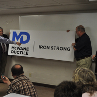 Clow changes name to McWane Ductile