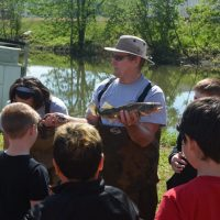 AEP hosts last outdoor education event