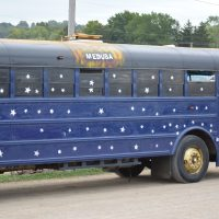 River View wins bus decorating contest