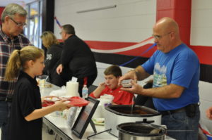 The Coshocton High School Choir's Chili Cook-Off will be moving to the elementary school this year due to lack of space at the high school. File Photo | Beacon