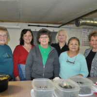 Serving up soup and smiles in Tiverton