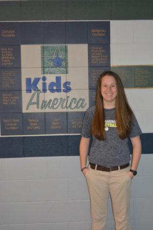 Ridgewood graduate Paige Lane is the new executive director at Kids America. Josie Sellers | Beacon