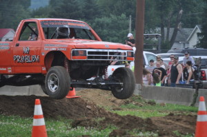 The Three Rivers Fire District and the Coshocton County Agricultural Society rough truck competition will be Saturday, July 16 at the fairgrounds at 7 p.m. The 19th annual Three Rivers Fire District car show will be on the same day beginning at 10 a.m. File Photo | Beacon