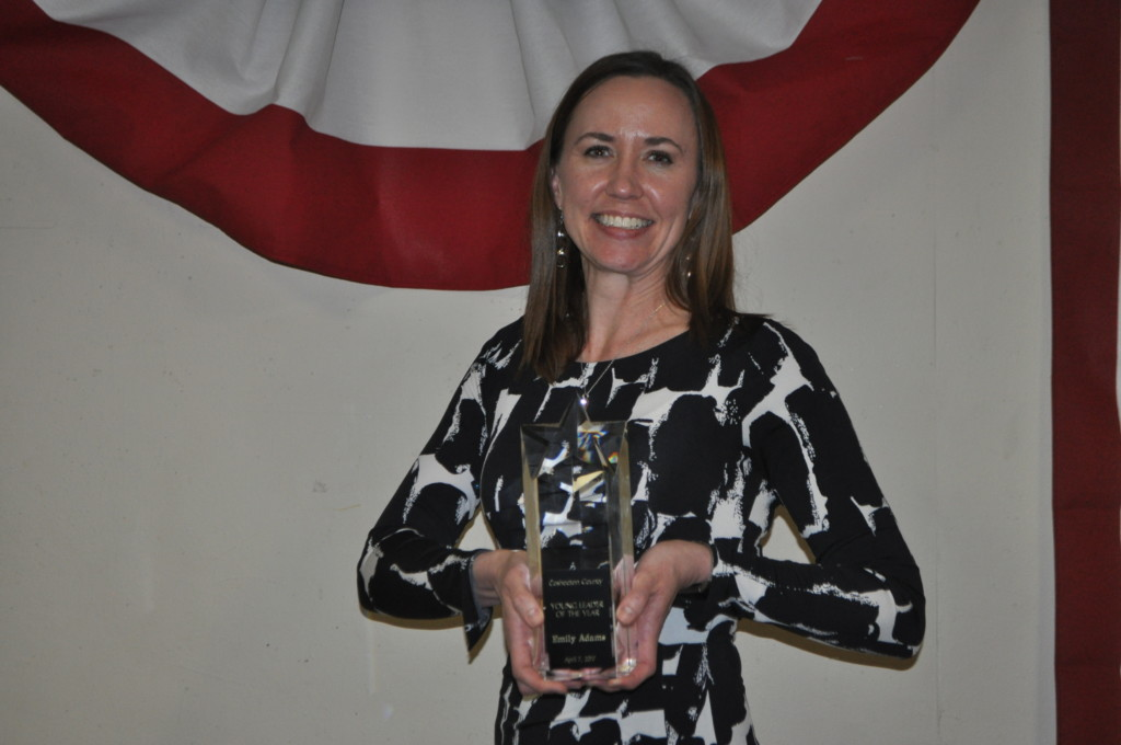 Emily Adams – Young Leader of the Year