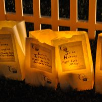 Luminaria service to be held in place of typical Relay For Life
