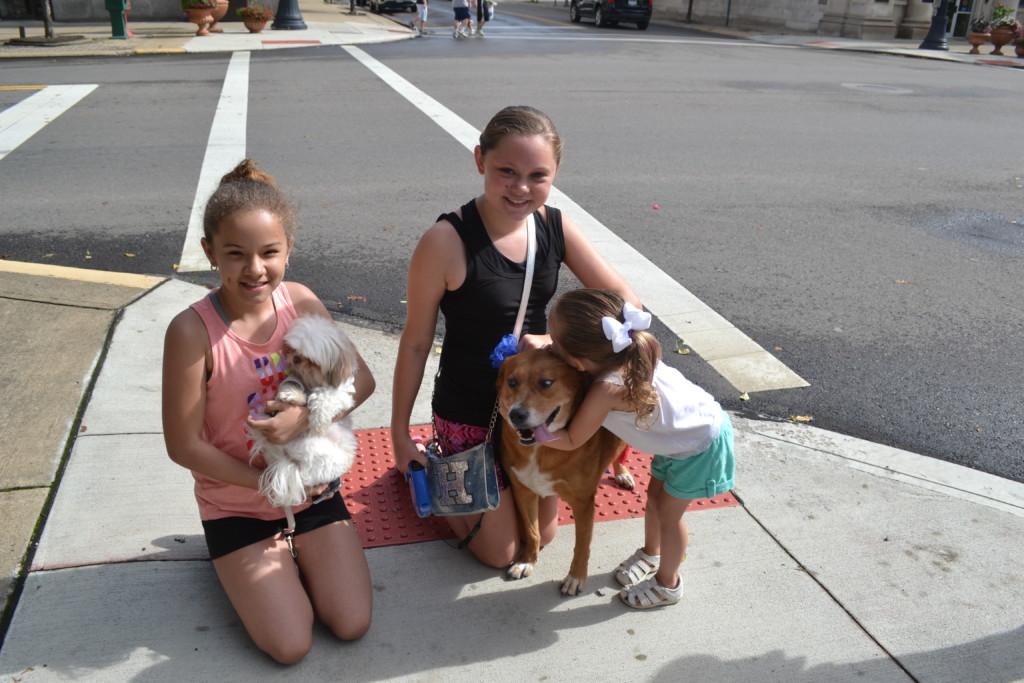 First Friday Dog Parade01