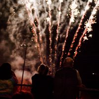 Aerial fireworks display to be held Sept. 4