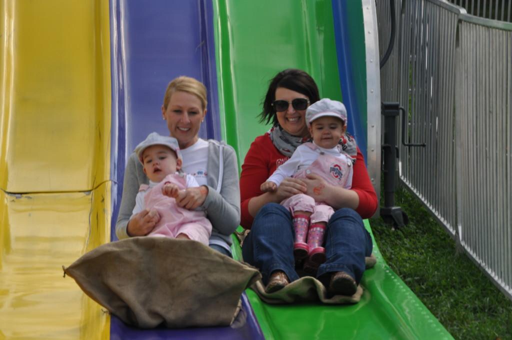 Giant Slide at the Fair04