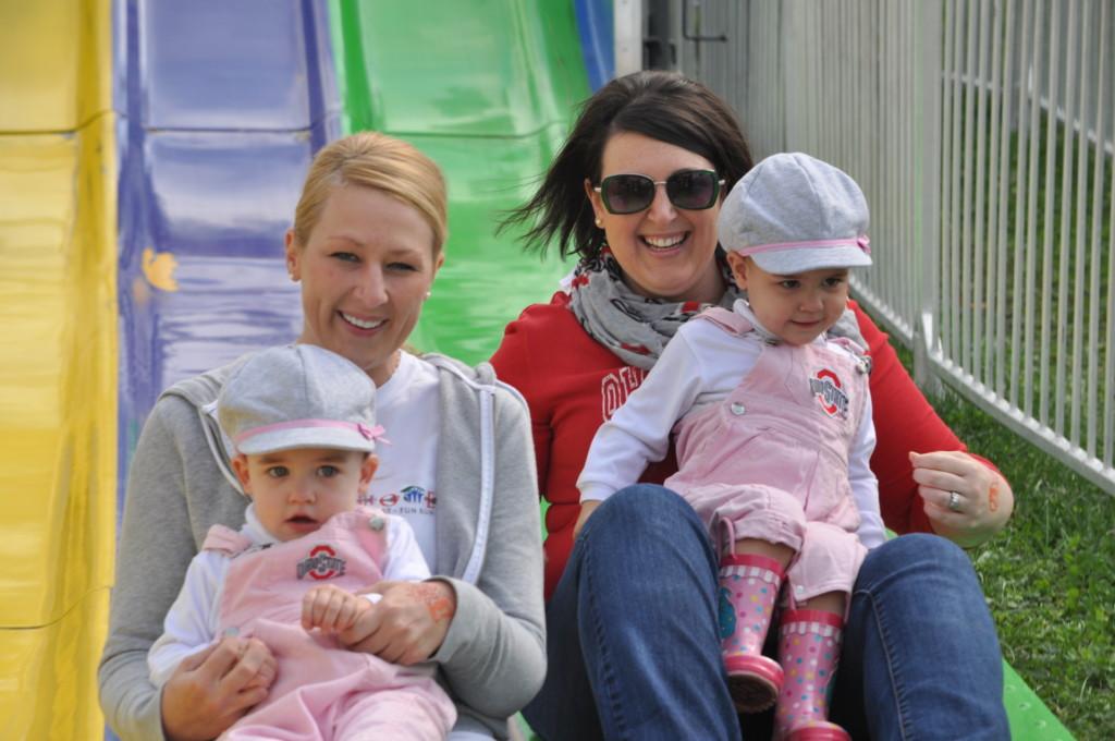 Giant Slide at the Fair05