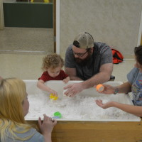 Head Start hosts family fun night