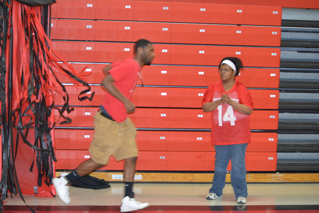 Hopewell Pep Rally12