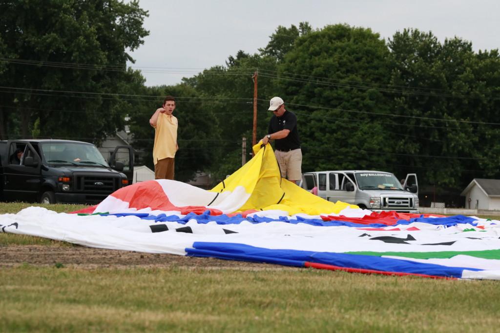 Hot Air Balloon Fun II20