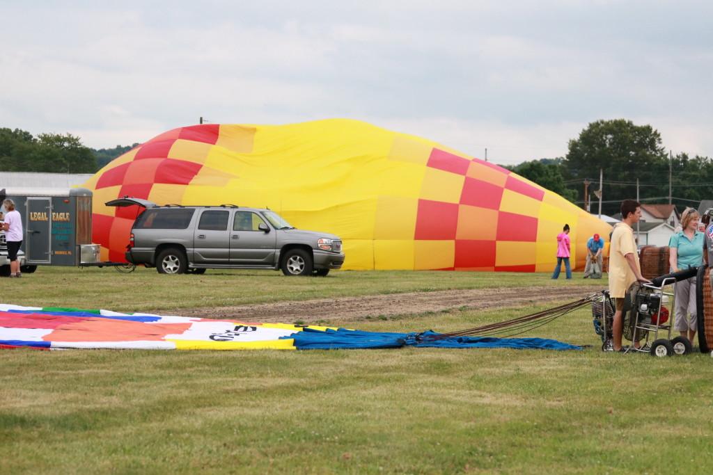 Hot Air Balloon Fun II21