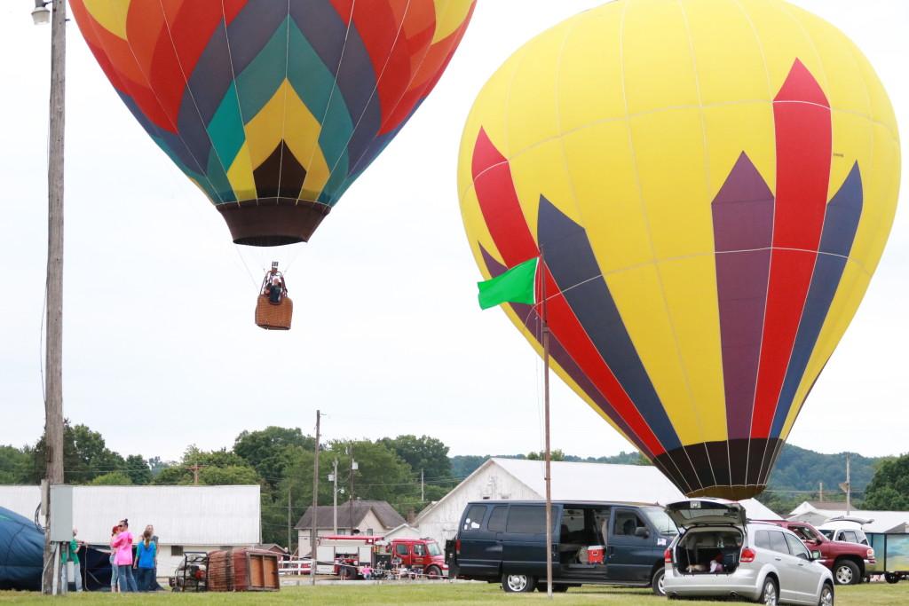 Hot Air Balloon Fun II38